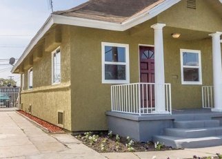 Foreclosure Home in Los Angeles, CA, 90003,  W 82ND ST ID: P319552