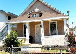 Casa en ejecución hipotecaria in Los Angeles, CA, 90044,  BONSALLO AVE ID: P660237