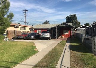 Casa en ejecución hipotecaria in Paramount, CA, 90723,  SAN JOSE AVE ID: P739041