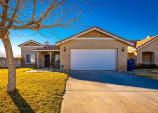 Foreclosure Home in Palmdale, CA, 93552,  HAMMER ST ID: P825781
