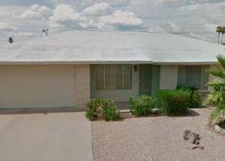 Casa en ejecución hipotecaria in Sun City, AZ, 85351,  N 107TH DR ID: P931276