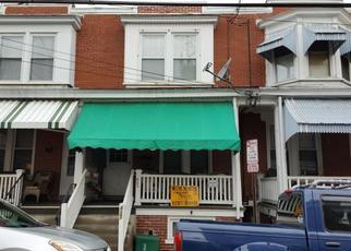 Foreclosed Home en W VINE ST, Lancaster, PA - 17603