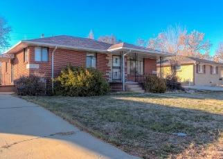 Casa en ejecución hipotecaria in Arvada, CO, 80004,  BRENTWOOD ST ID: P939435