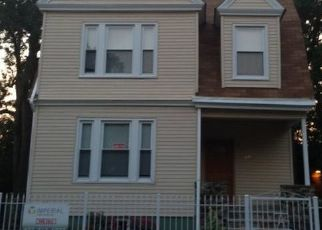 Foreclosed Home in N CLINTON ST, East Orange, NJ - 07017