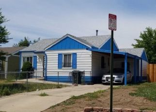 Foreclosure Home in Denver, CO, 80204,  OSCEOLA ST ID: P943478