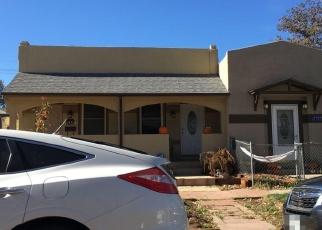 Casa en ejecución hipotecaria in Denver, CO, 80205,  N HIGH ST ID: P943512