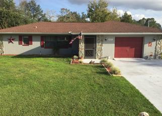 Foreclosed Home en N CITRUS SPRINGS BLVD, Dunnellon, FL - 34434