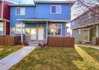 Casa en ejecución hipotecaria in Brighton, CO, 80602,  MONACO ST ID: P949670