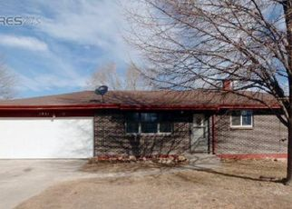 Foreclosure Home in Weld county, CO ID: P950190