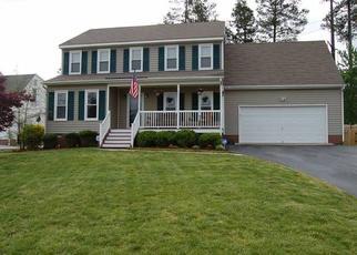 Casa en ejecución hipotecaria in Midlothian, VA, 23112,  WHIRLAWAY MEWS ID: P950390