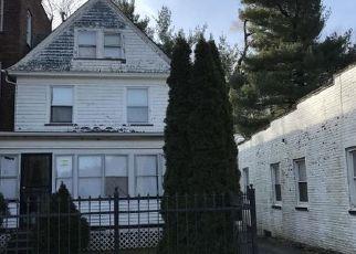 Foreclosed Home in DODD ST, East Orange, NJ - 07017