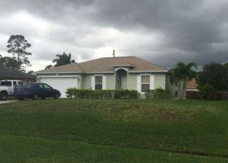 Foreclosed Home en SW ERIE ST, Port Saint Lucie, FL - 34953