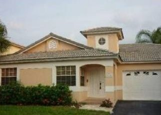 Foreclosed Home in NW 55TH DR, Pompano Beach, FL - 33073