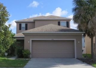 Foreclosed Home in DEERLAND BLUFF LN, Riverview, FL - 33578