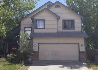 Foreclosure Home in Longmont, CO, 80504,  E 16TH AVE ID: P964241