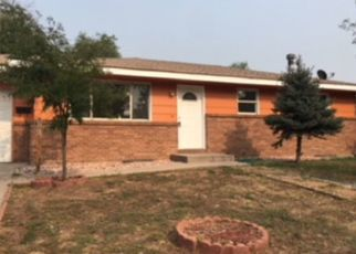 Foreclosed Home en 26TH AVE, Greeley, CO - 80631
