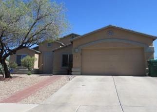 Foreclosed Home en W CALLE ROSALINDA, Tucson, AZ - 85746