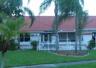 Foreclosed Home in LAUREL GREEN DR, Boynton Beach, FL - 33437