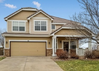 Foreclosed Home en PEABODY ST, Castle Rock, CO - 80104