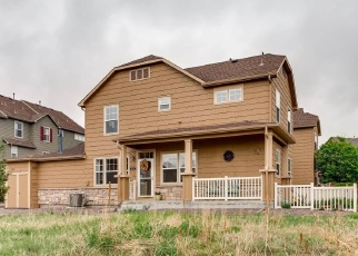 Foreclosed Home en NORDLAND TRL, Castle Rock, CO - 80109