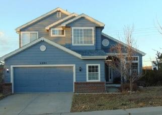 Foreclosed Home en SANDHURST DR, Castle Rock, CO - 80104