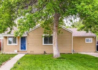 Foreclosure Home in Denver, CO, 80219,  S ZENOBIA ST ID: P979954