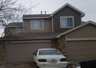 Foreclosure Home in Denver, CO, 80239,  CRYSTAL ST ID: P979981