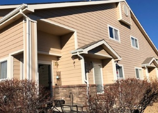 Foreclosed Home en GREAT WESTERN DR, Longmont, CO - 80501