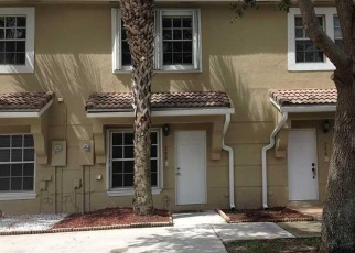 Foreclosed Home in SW 122ND AVE, Hollywood, FL - 33025