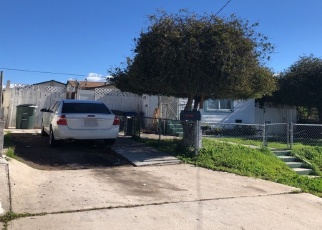 Foreclosure Home in National City, CA, 91950,  I AVE ID: P993751