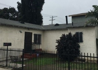 Foreclosure Home in Los Angeles, CA, 90003,  E 107TH ST ID: P995093