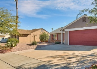 Foreclosed Home en W GAIL DR, Chandler, AZ - 85226