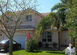 Casa en ejecución hipotecaria in Miramar, FL, 33027,  SW 126TH WAY ID: S70012118