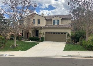 Foreclosed Home en HUNT CANYON RD, Corona, CA - 92883