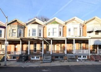 Foreclosed Home en N SMALLWOOD ST, Baltimore, MD - 21216