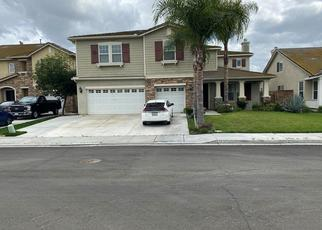 Foreclosed Home in ORCHID DR, Corona, CA - 92880