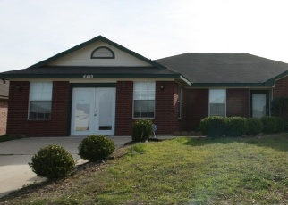 Foreclosed Home in WADE DR, Killeen, TX - 76549