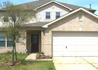 Foreclosure Home in Tomball, TX, 77375,  MOOSE COVE CT ID: S70162821