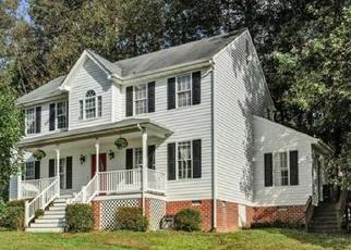 Casa en ejecución hipotecaria in Midlothian, VA, 23112,  BROOKFOREST RD ID: S70165624