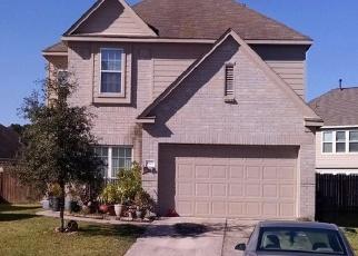 Foreclosed Home in DAPPLED GROVE TRL, Humble, TX - 77346