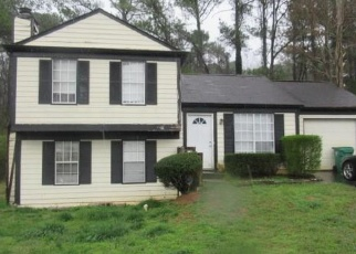 Casa en ejecución hipotecaria in Stone Mountain, GA, 30088,  HARVEST DALE CT ID: S70169181