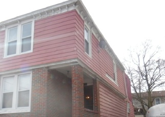Foreclosed Home in GRANT AVE, Newark, NJ - 07112