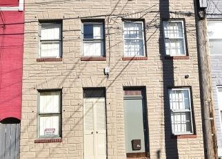 Casa en ejecución hipotecaria in Baltimore, MD, 21231,  S DURHAM ST ID: S70169959