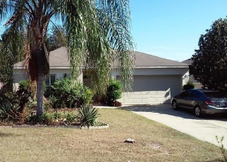 Foreclosed Home in WATER FERN CIR, Clermont, FL - 34711