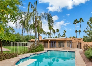 Foreclosed Home in N 81ST ST, Scottsdale, AZ - 85258