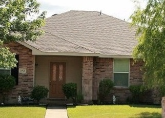 Foreclosed Home in MEADOW BLUFF DR, Wylie, TX - 75098