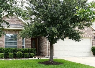 Foreclosed Home in W LIME BLOSSOM CT, Cypress, TX - 77433