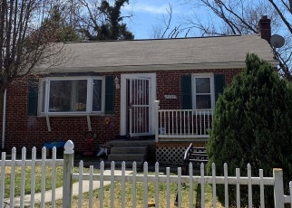 Foreclosed Home en NIAGARA RD, College Park, MD - 20740