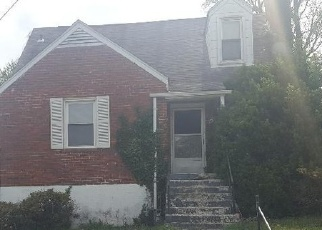 Foreclosed Home en WILL ST, Capitol Heights, MD - 20743