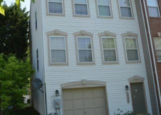 Foreclosed Home en COTTON TREE LN, Burtonsville, MD - 20866